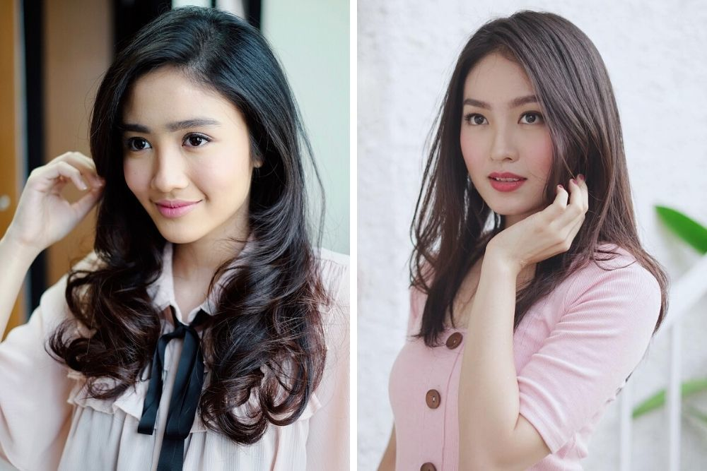 Adu Riasan Febby Rastanty vs Natasha Wilona, Siapa Favoritmu?
