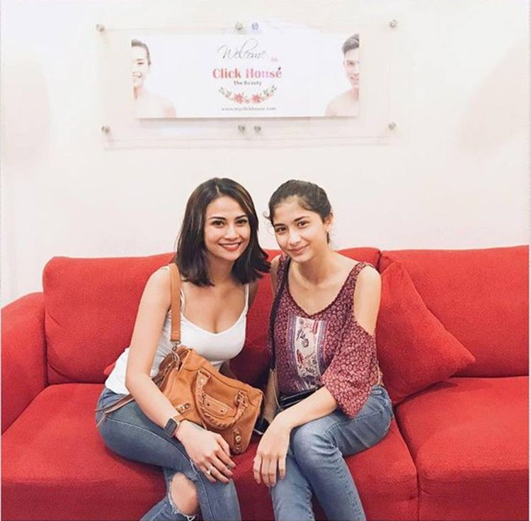 Kembali Viral, Ini 10 Kisah Persahabatan Vanessa Angel-Faye Nicole