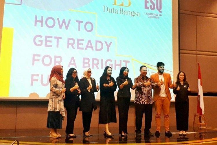 """Duta Bangsa dan ESQ Bersama Menciptakan """"Bright Future"""" Untuk Milenial"""