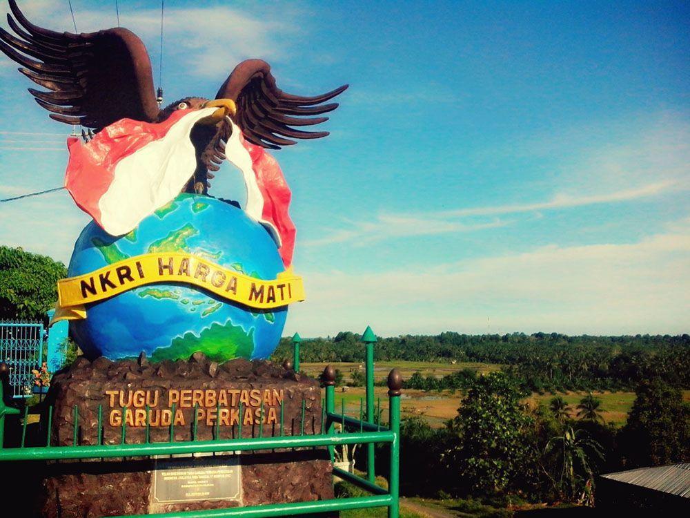 8 Destinasi Wisata di Perbatasan Indonesia-Malaysia yang Instagram-able