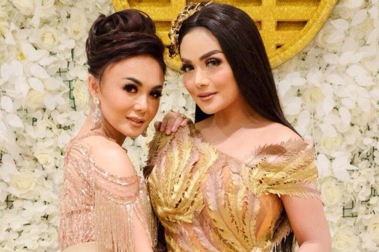 Adu Gaya Riasan Yuni Shara vs Krisdayanti, Siapa Favorit Kamu?