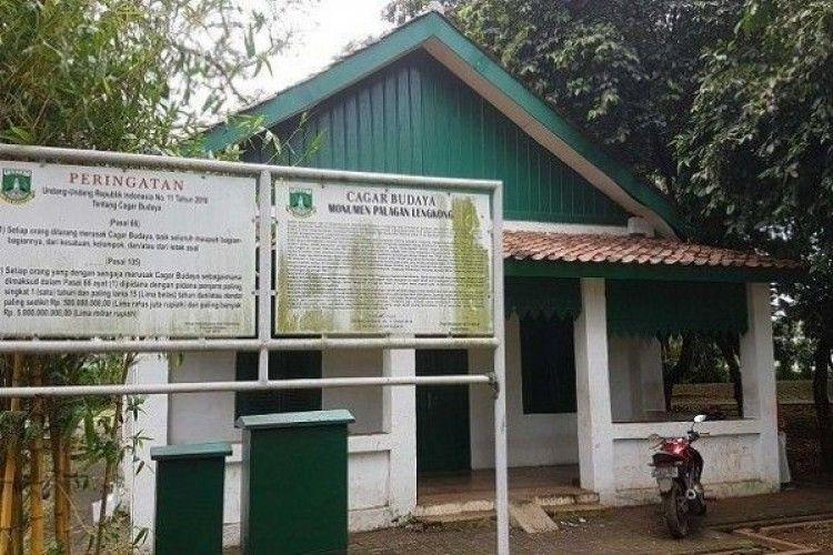 Kisah Rumah Lengkong dan Bercak Darah Serdadu di Serpong Tangsel