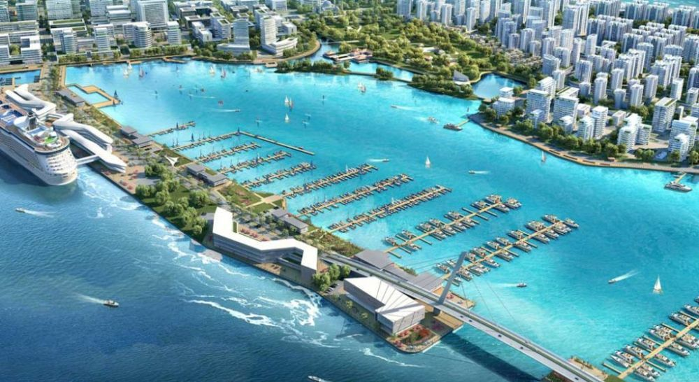 10 Pulau Buatan Manusia yang Menakjubkan dari Seluruh Dunia