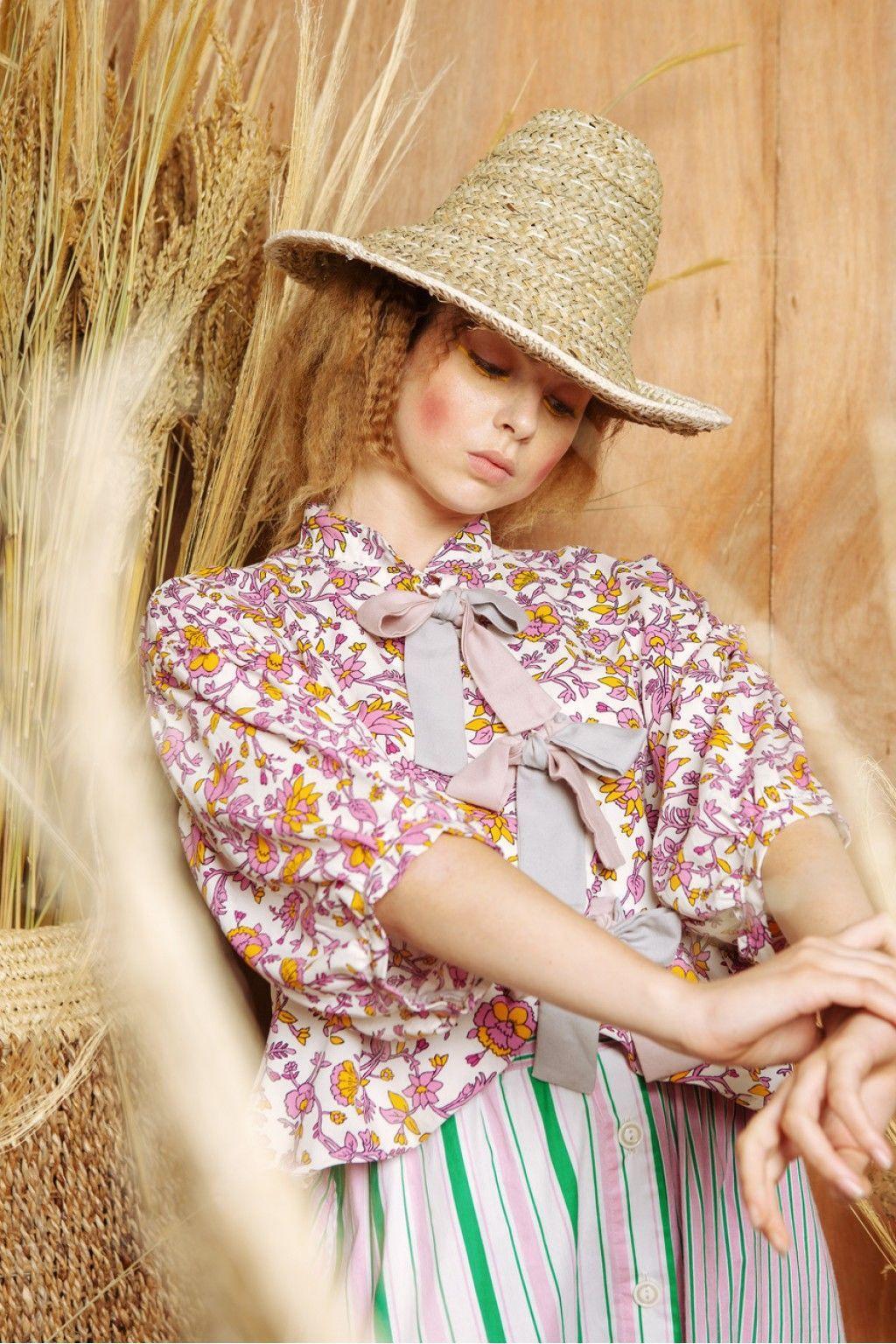 #PopbelaOOTD: Saatnya Tampil Makin Cantik dengan Motif Floral