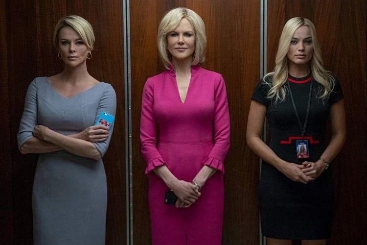 Review Film Bombshell: Film yang Berani Mengangkat Skandal Besar TV