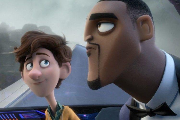 Review Film Spies in Disguise: Animasi Aksi Mata-Mata yang Menghibur