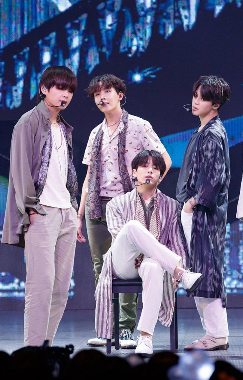 6 Line yang Ada di Grup BTS, ARMY Sudah Tahu Belum?