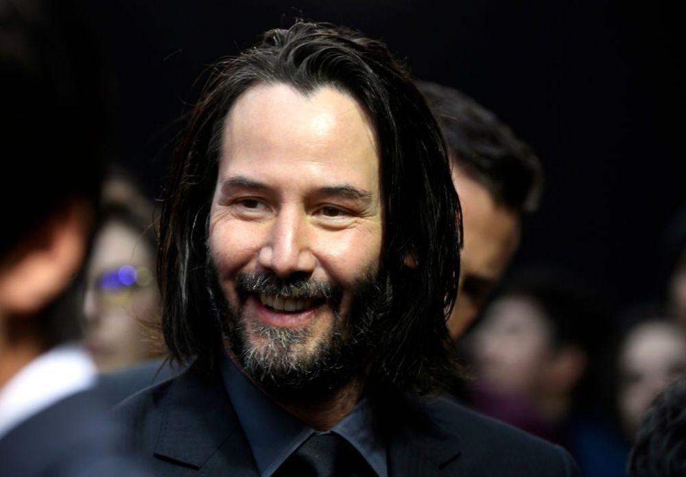 7 Bukti Jika Keanu Reeves John Wick adalah Aktor Paling Baik Hati