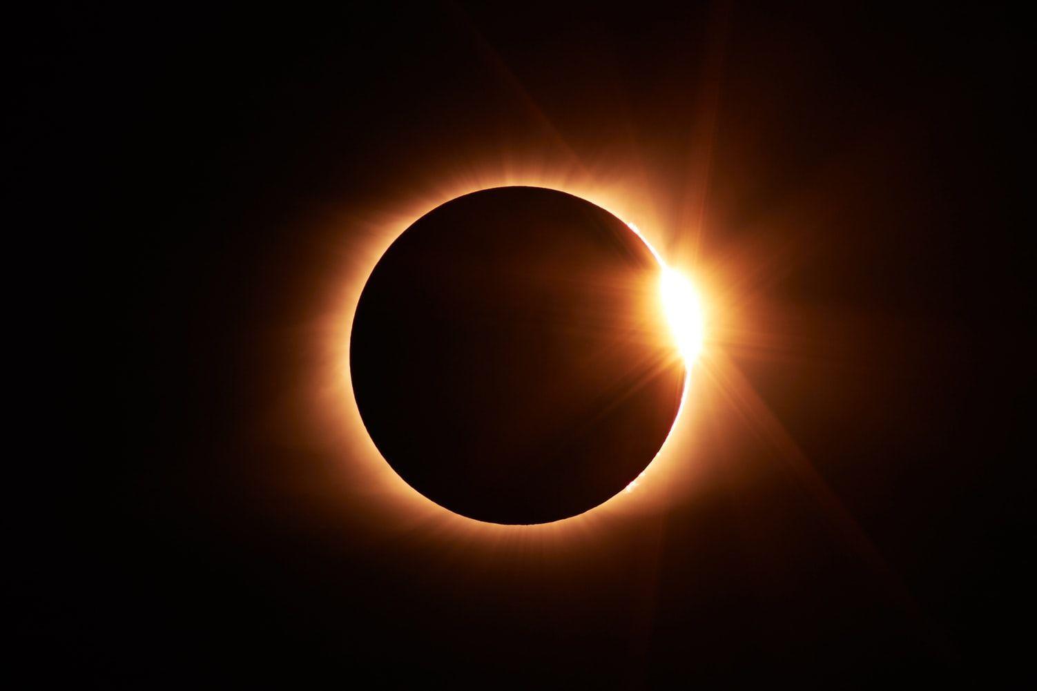 Amalan yang Dikerjakan Saat Gerhana Matahari