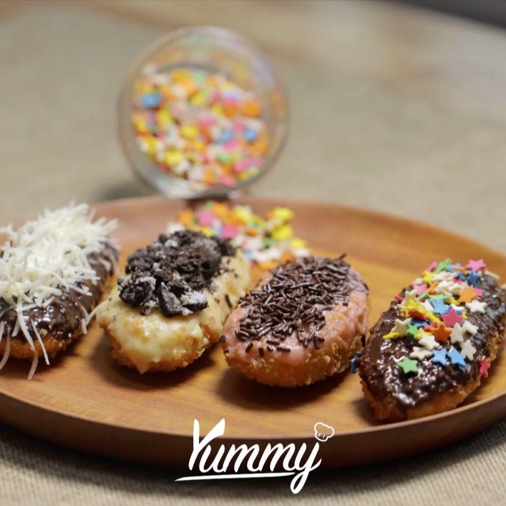 Resep Pisang Nugget Cokelat, Jajanan Enak dan Kekinian