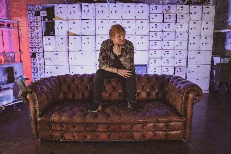 Kerap Di-bully, Ed Sheeran Berhasil Turunkan Berat Badan Hingga 22 Kg