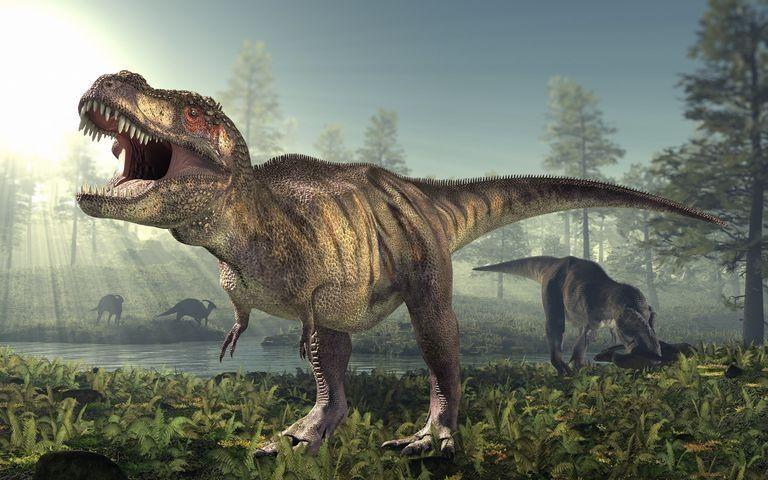 Bukan Reptil Pertama di Bumi, Ini 8 Mitos Dinosaurus