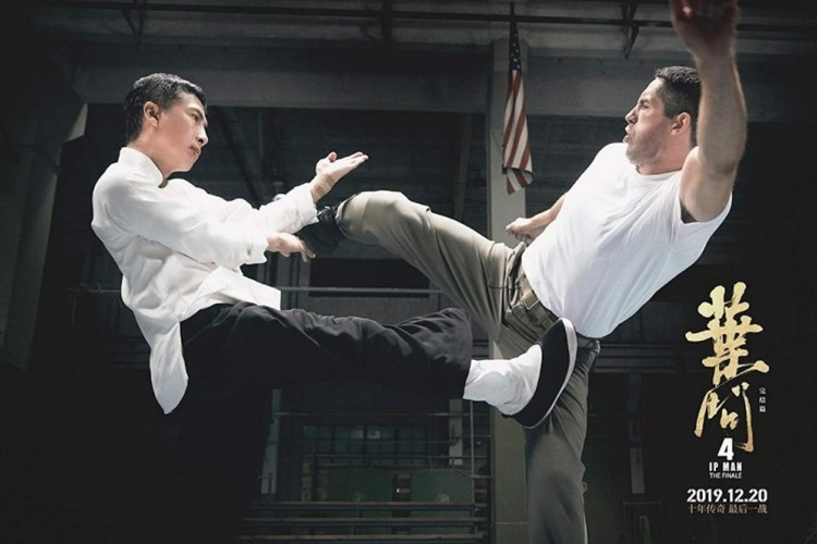 Review Film IP Man 4 The Finale