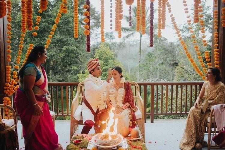 Sarat Makna, 5 Pasangan Artis Ini Pilih Menikah dengan Adat India