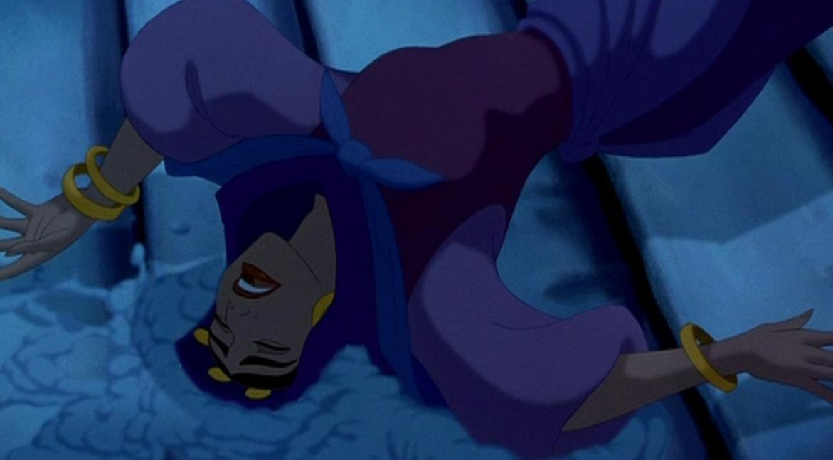 9 Karakter Disney yang Munculnya Singkat Namun Mengharu Biru