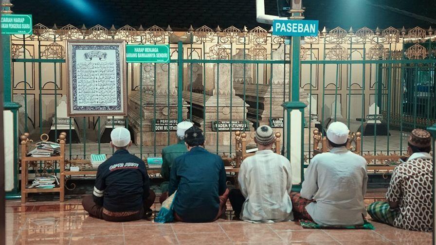 12 Potret Masjid Agung Demak, Jadi yang Tertua di Indonesia