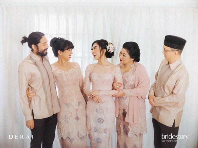 7 Momen Manis Pertunangan Isyana Sarasvati dan Rayhan Maditra