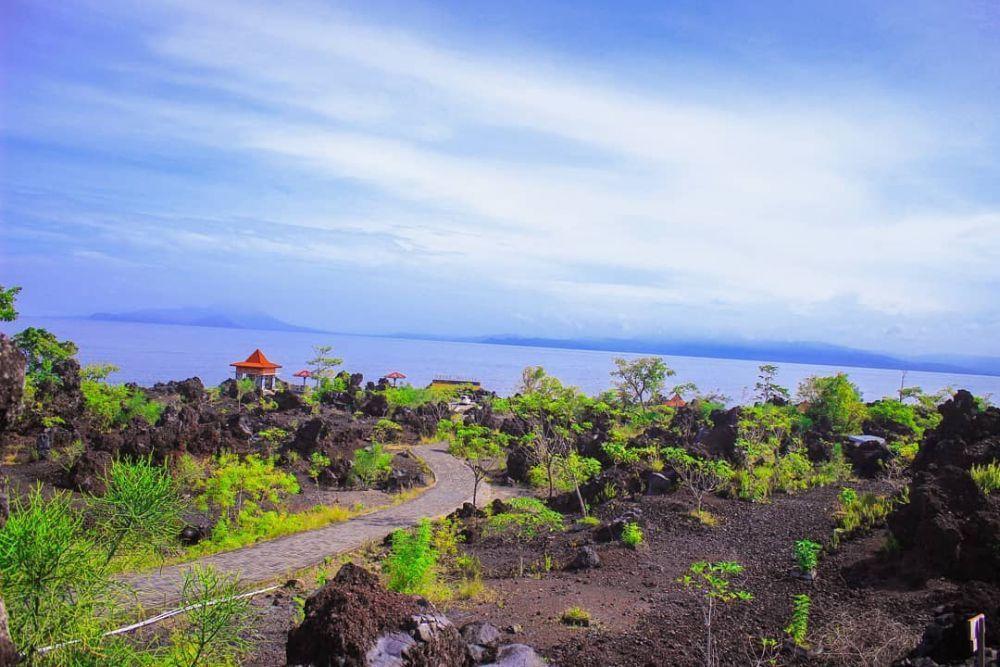 5 Wisata Alam Di Ternate Yang Wajib Dikunjungi Saat Liburan