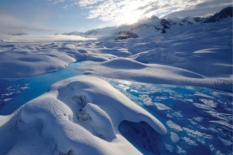 Siapkan Mantelmu! Ini Daftar 10 Lokasi Paling Dingin di Muka Bumi
