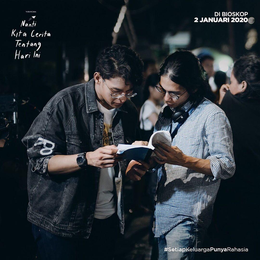 Debut Main Film, Ini Pengalaman Seru yang Dirasakan Ardhito Pramono