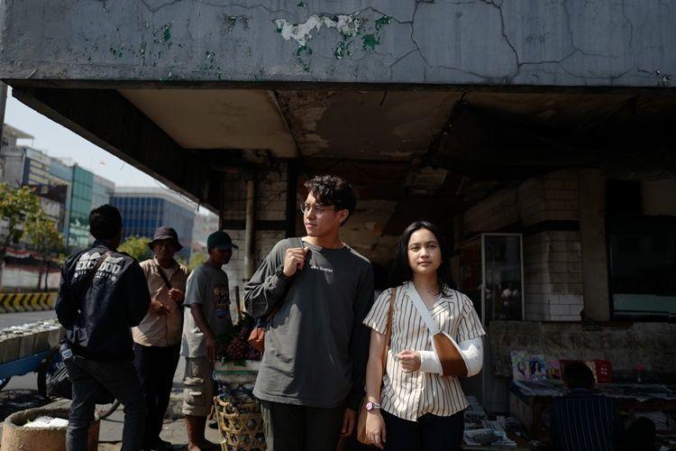 Berpasangan di NKCTHI, Ardhito Pramono dan Rachel Amanda Makin Dekat