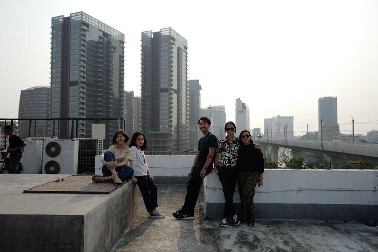 Mantan Goals! Sheila Dara Rayakan Tahun Baru Bersama Vidi Aldiano