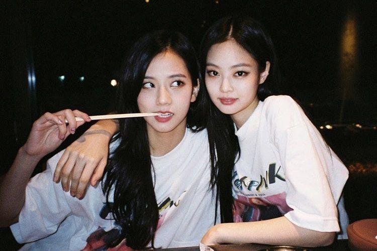 Berawal dari Mandi Bareng, 10 Foto Persahabatan Jennie-Jisoo BLACKPINK