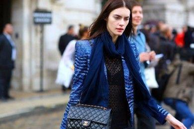 Cara Kekinian Mix & Match Tas Chanel Klasik