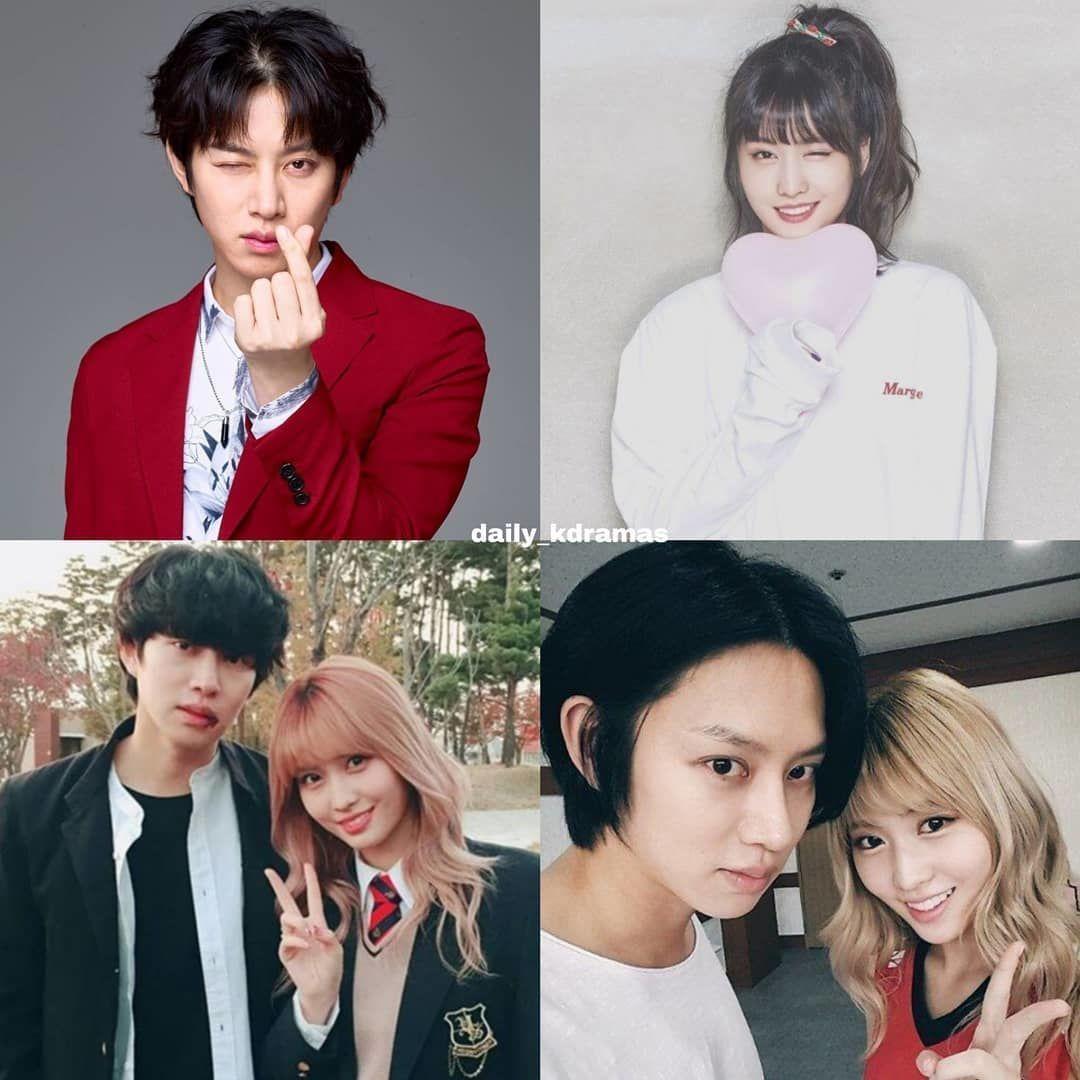Pacaran, Ini Perjalanan Cinta Heechul 'Super Junior' dan Momo 'TWICE'