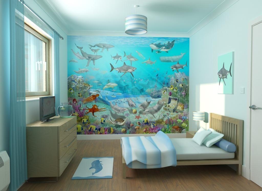 Suka Dengan Laut? Ini 8 Inspirasi Kamar Bertema Pantai dan Laut Biru
