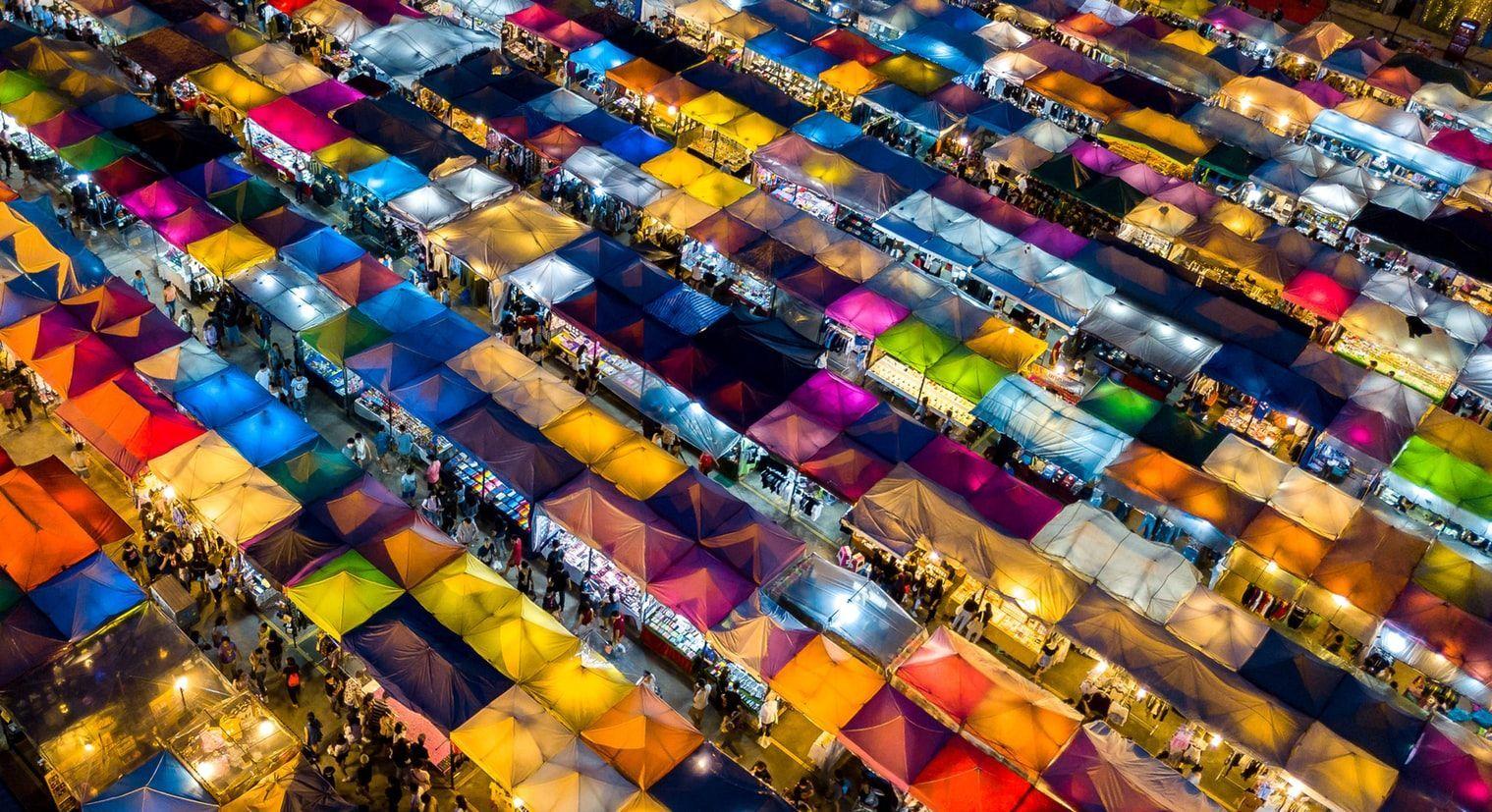 5 Negara Asia Tenggara dengan Destinasi Wisata Kuliner yang Lezat