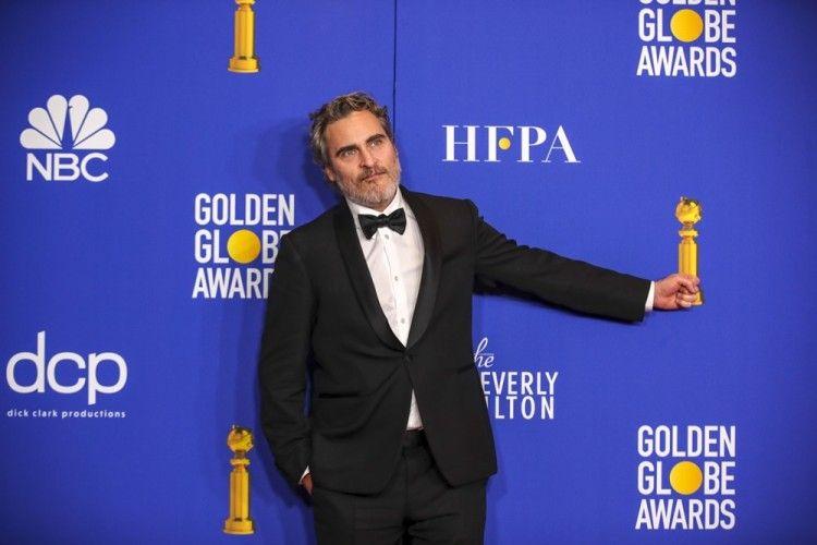 Banyak Nama Tak Terduga, Ini Daftar Pemenang Golden Globe Awards 2020
