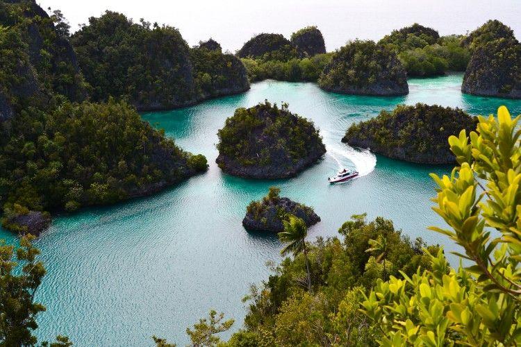 5 Destinasi Wisata Unik yang Membuatmu Mengarungi Lautan