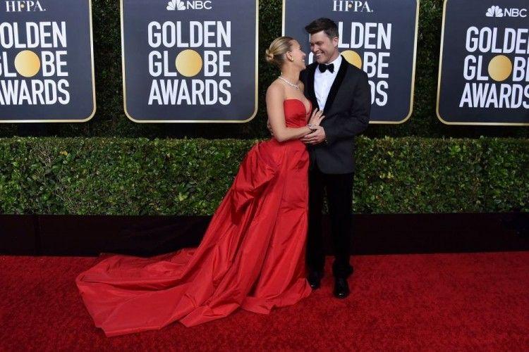 Manisnya 15 Pasangan Ini di Karpet Merah Golden Globes 2020
