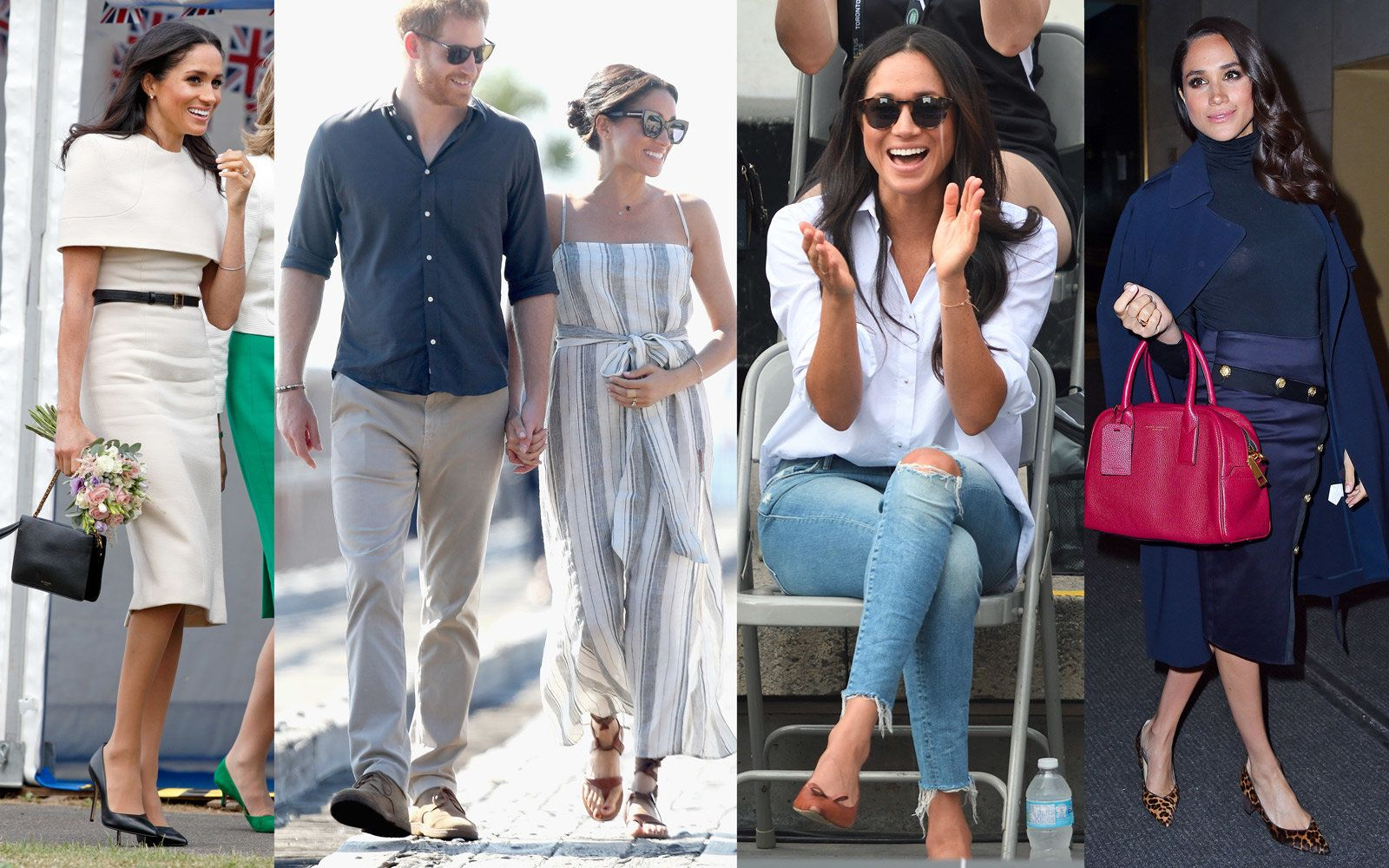 4 Line Fashion Favorit Meghan Markle, Bikin Bisnis Mereka Makin Maju