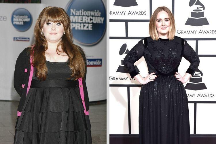 Adele dan 6 Seleb Hollywood Lain yang Sukses Turunkan Berat Badan