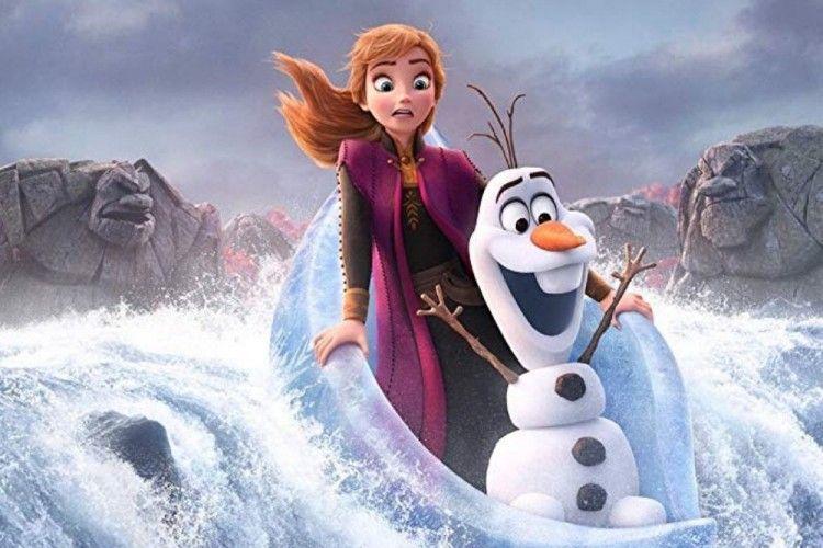 Masih Seru untuk Dibahas, Ini Fakta Menarik di Balik Film Frozen 2
