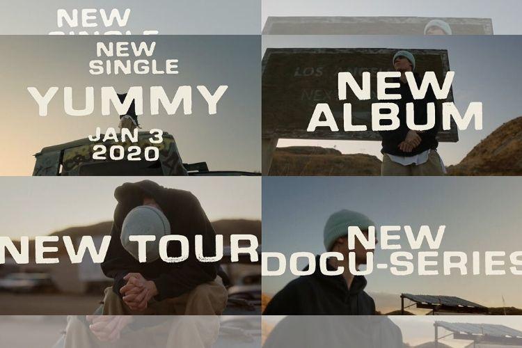 Comeback! Justin Bieber Rilis Single Yummy, Ini Lirik dan Faktanya
