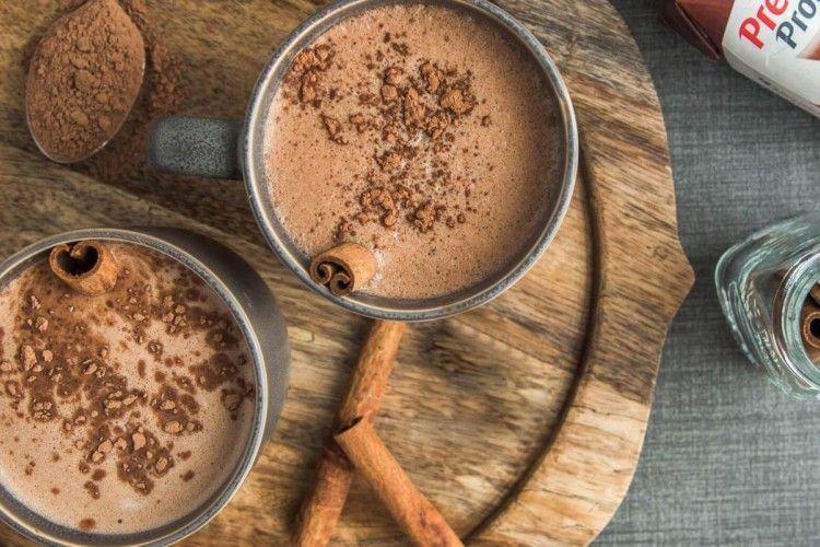Resep Es Cokelat Kayu Manis, Minuman Lezat yang Menyehatkan