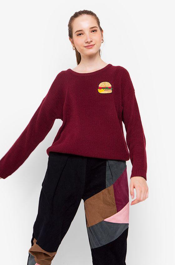 #PopbelaOOTD: Jangan Ragu Andalkan Sweater saat Musim Hujan