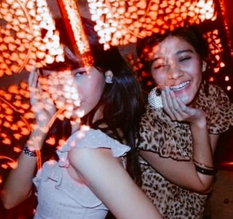 Friendship Goals! 10 Kedekatan Naysila Mirdad & Ririn Dwi Ariyanti