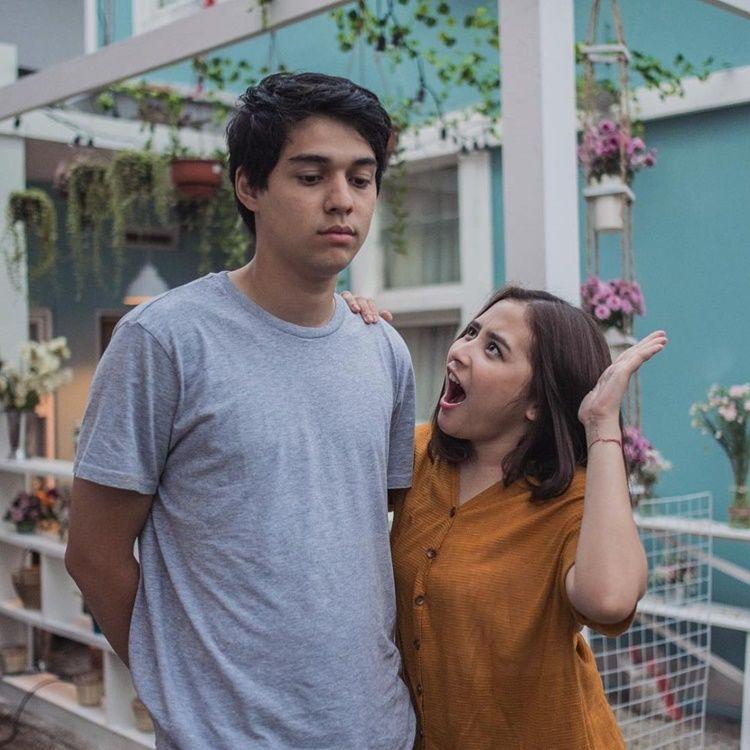 Dikenal Supel, Intip Kedekatan Prilly Latuconsina dengan 10 Aktor Muda