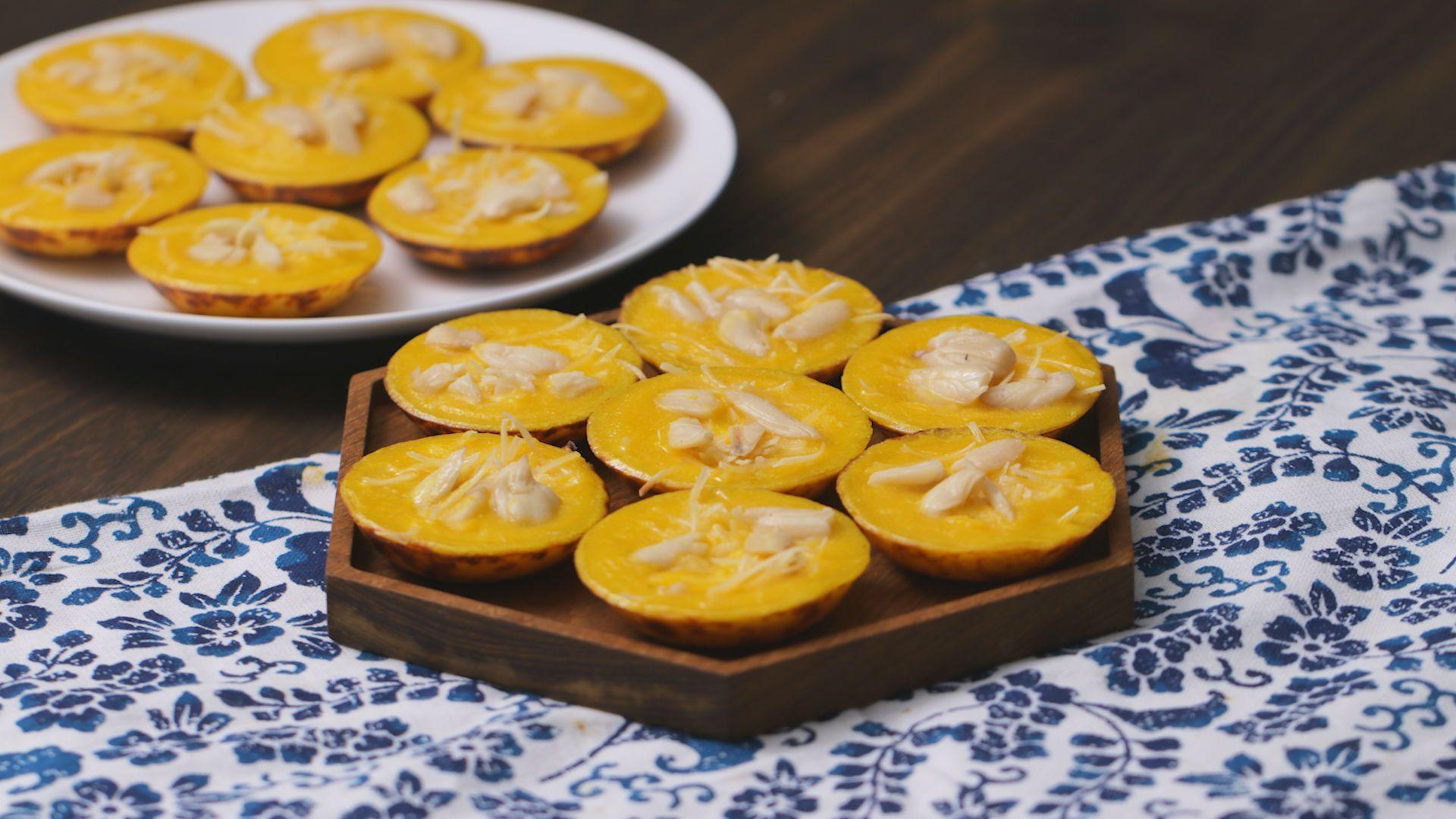 Resep Kue Lumpur Ubi, Makanan Ringan Asal Eropa