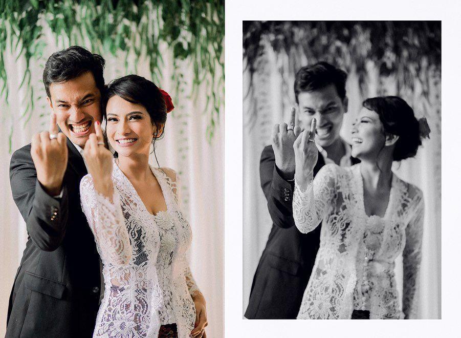 Vanessa Angel & Bibi Ardiansyah Ternyata Resmi Menikah 11 Januari 2020