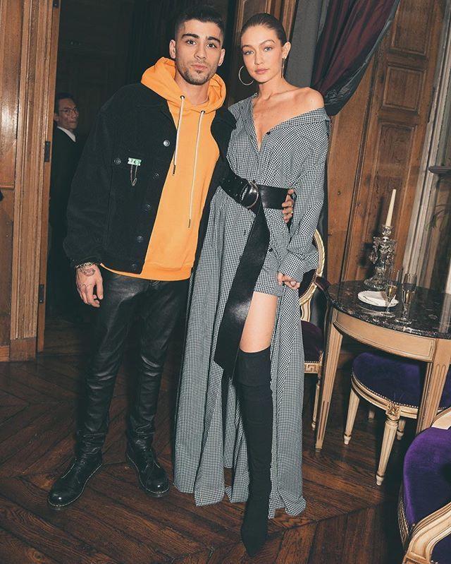 Dikabarkan Pacaran Lagi, Ini Gaya Modis Gigi Hadid dan Zayn Malik