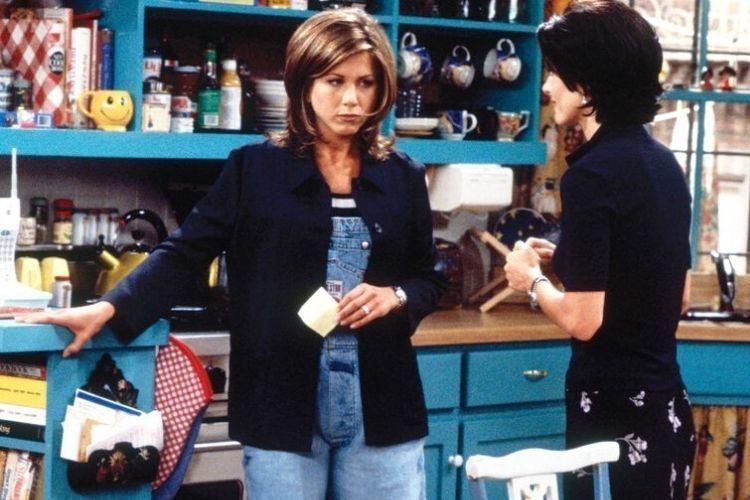 Throwback Yuk! Ini 5 Gaya Ikonik Serial 'Friends', Siapa Favoritmu?