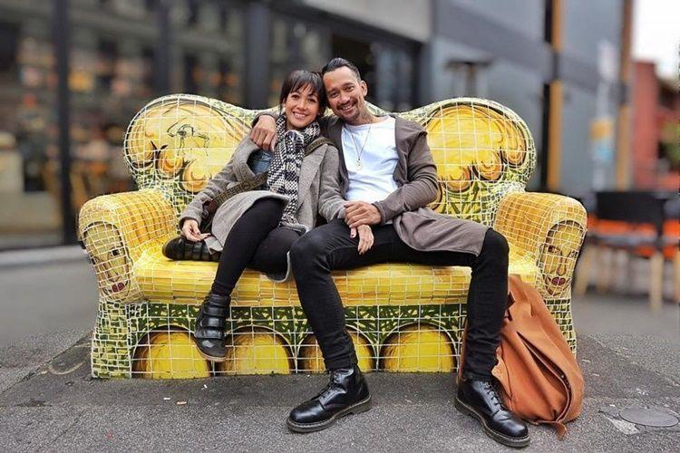 Saling Dukung, Ini 12 Potret Mesra Tora Sudiro dan Mieke Amalia
