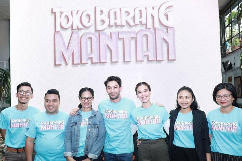 Rilis Poster & Trailer, Ini Fakta di Balik Film 'Toko Barang Mantan'