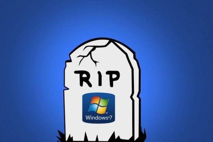 Masih Punya Banyak Pengguna Setia, Ini 7 Fakta Menarik Windows 7
