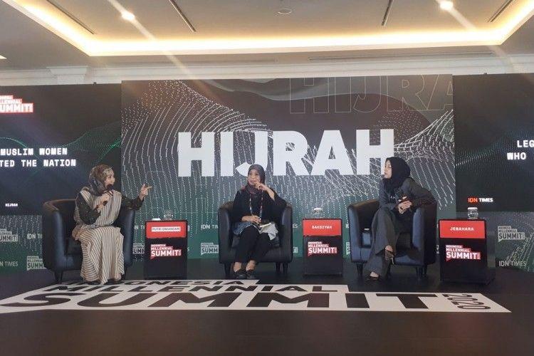 #IMS2020: Hijab Bukan Batasan Bagi Para Muslimah Untuk Berkarya
